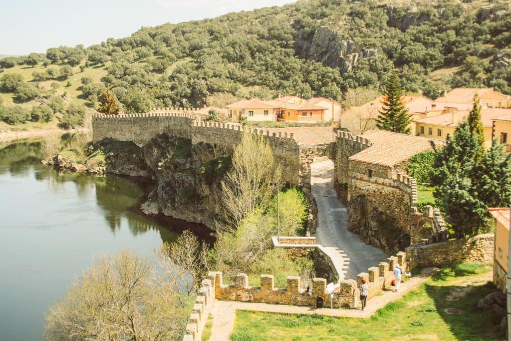 An alternative day trip from Madrid - Buitrago de Lozoya