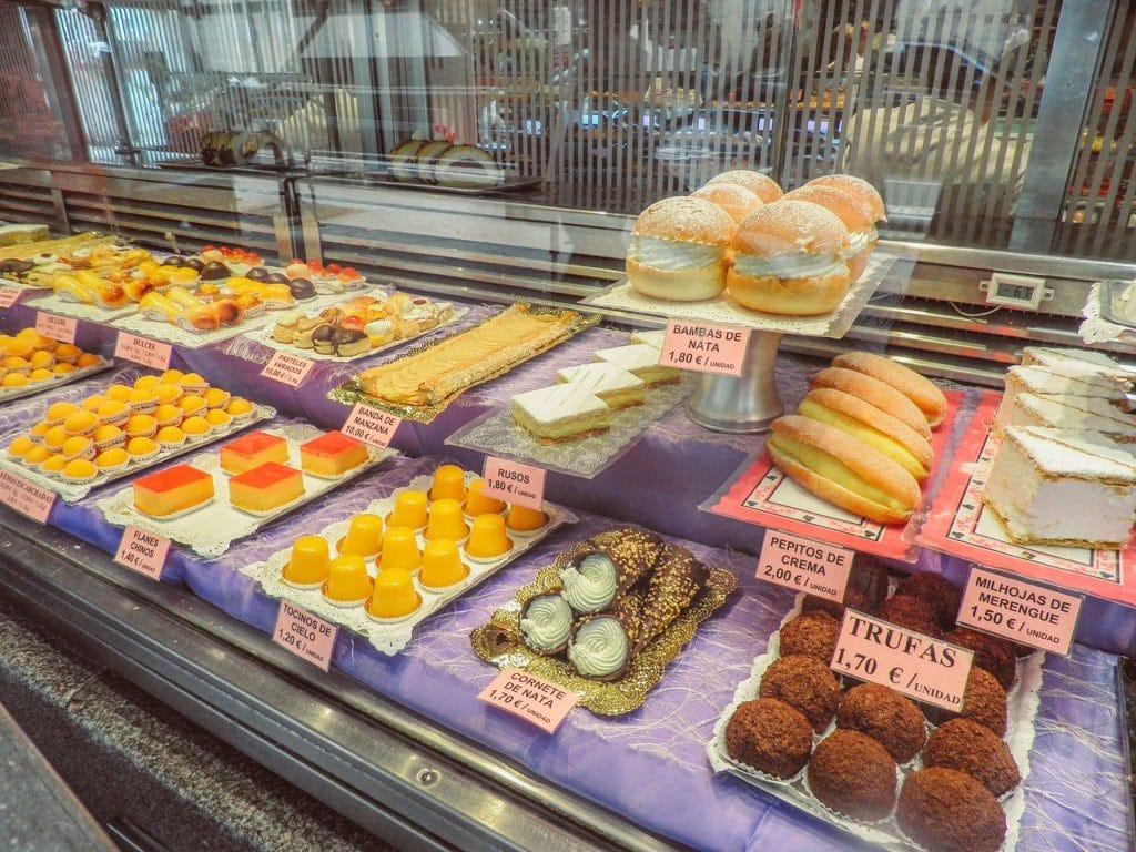 bakeries in Madrid - La Mallorquina