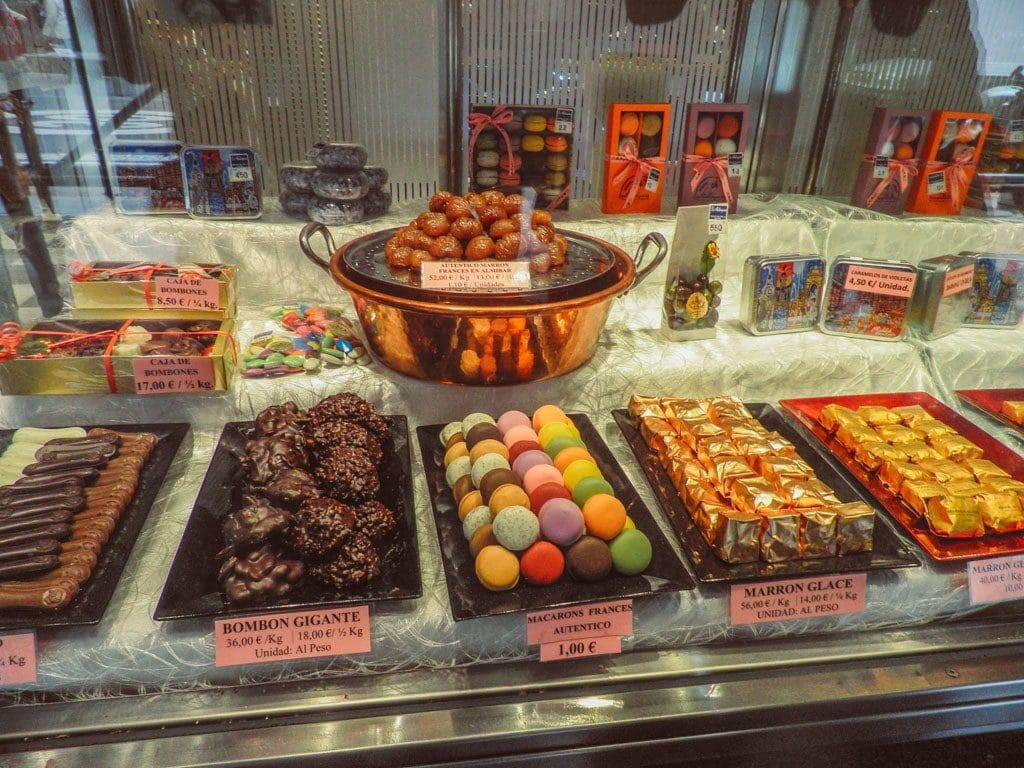 The best Madrid bakery - La Mallorquina