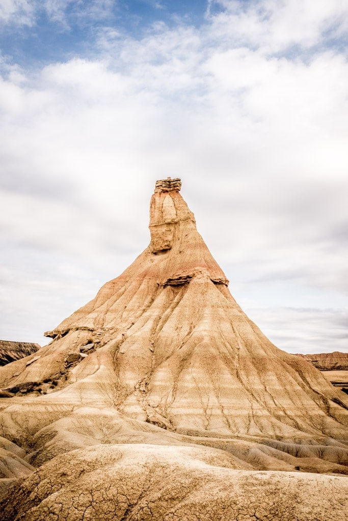 What to see in Spain - Bardenas Reales