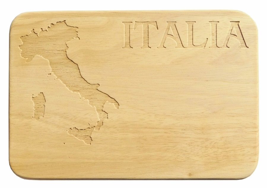 Italy cutting board