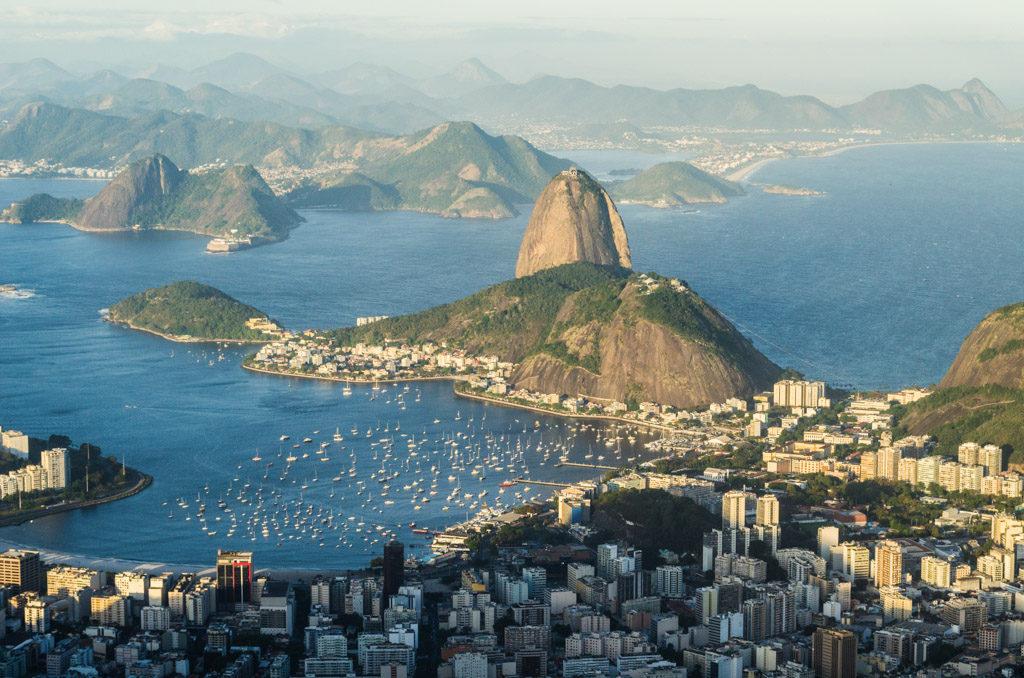 Rio de Janeiro itinerary - Dona Marta