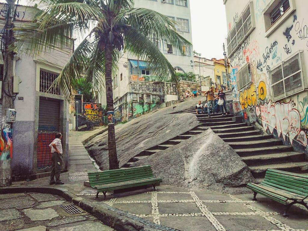 Rio de Janeiro itinerary - Pedra do Sal