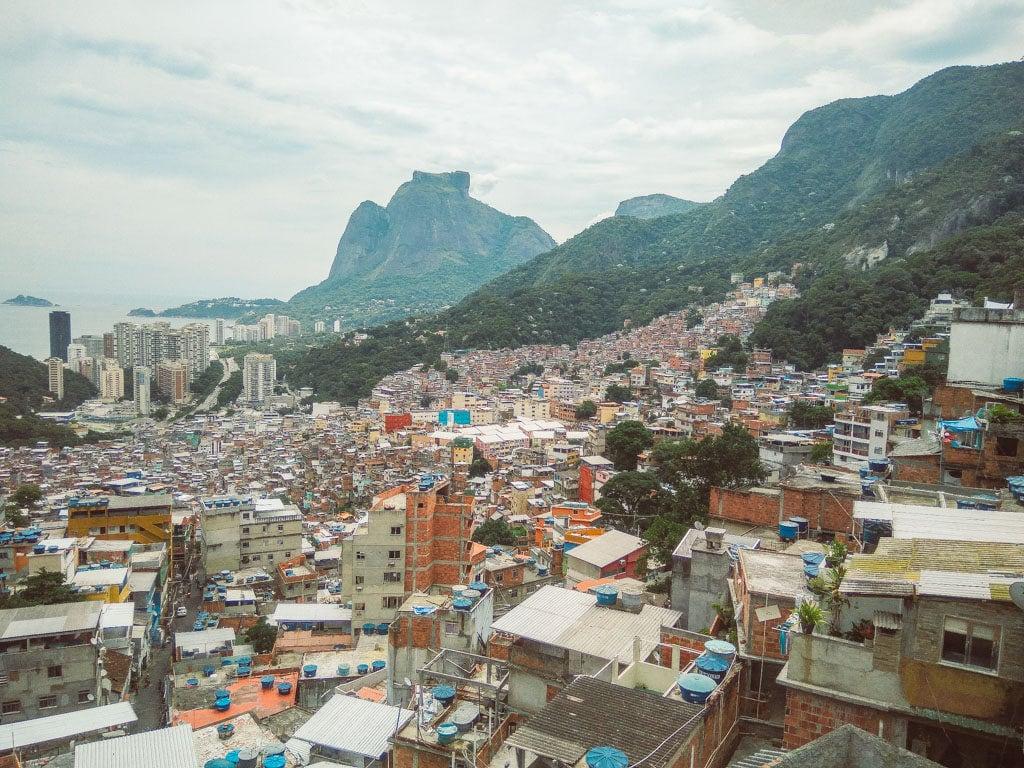 3 days in rio what to do - Rocinha