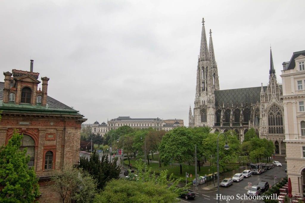 Best places to stay in Vienna Austria - BARON AM SCHOTTENTOR