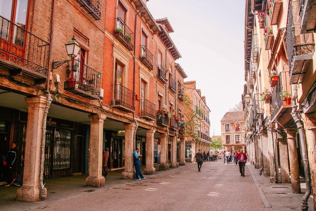 Madrid tips - Alcala de Henares