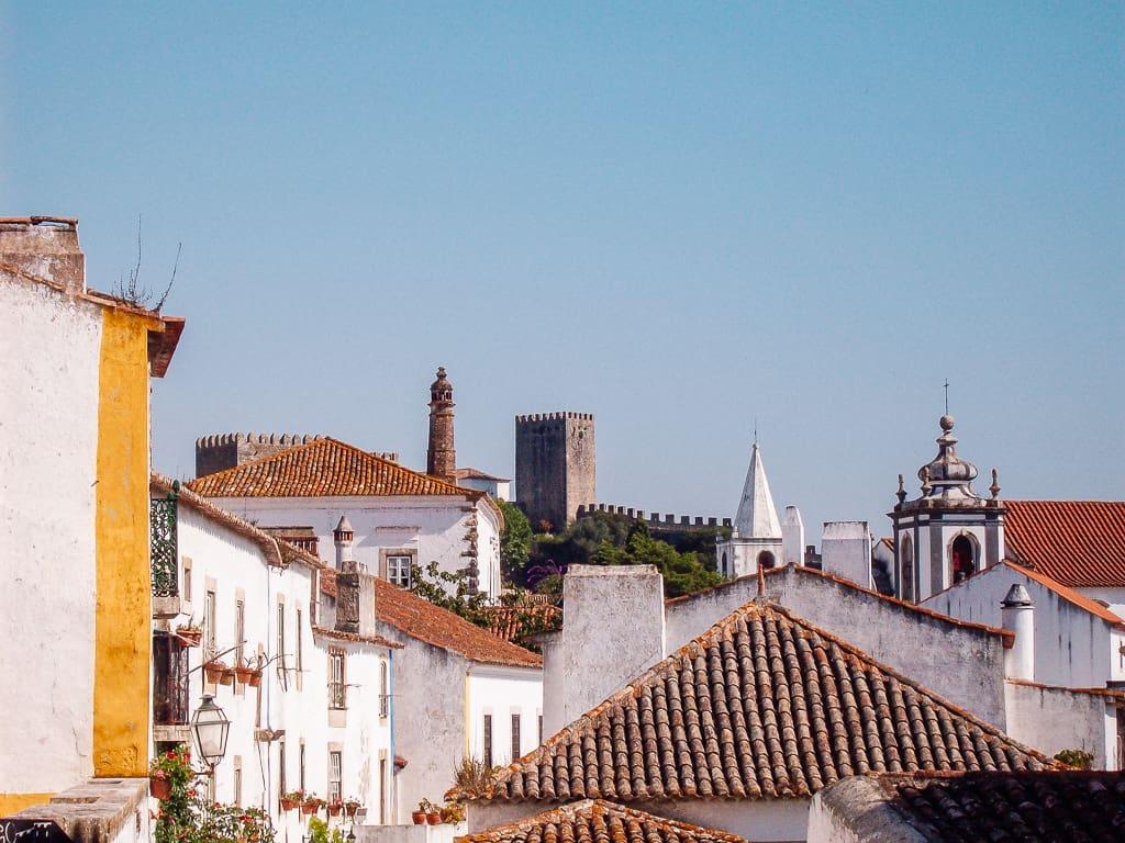 obidos portugal photos