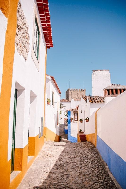 the village of obidos