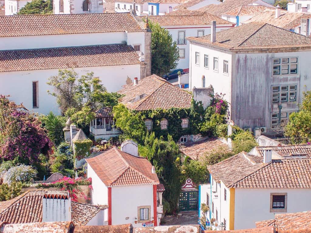 portugal obidos photos