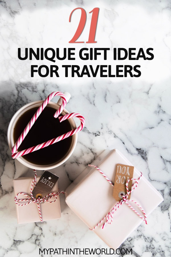 Looking for the best unique travel gift ideas? Here are 21 incredible unique travel gifts any traveler would love to get