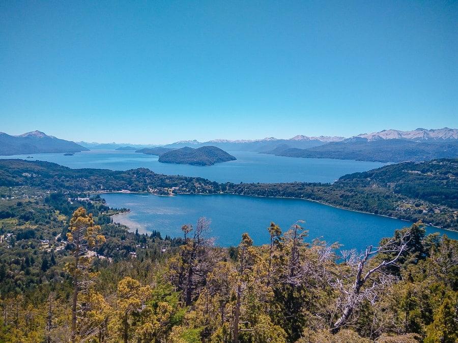 Is Bariloche worth visiting - Cerro Campanario lookout point