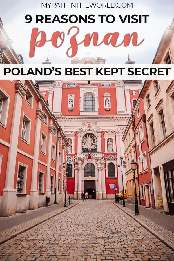 Wondering if you should travel to Poznan Poland? Here are all the reasons to visit Poznan