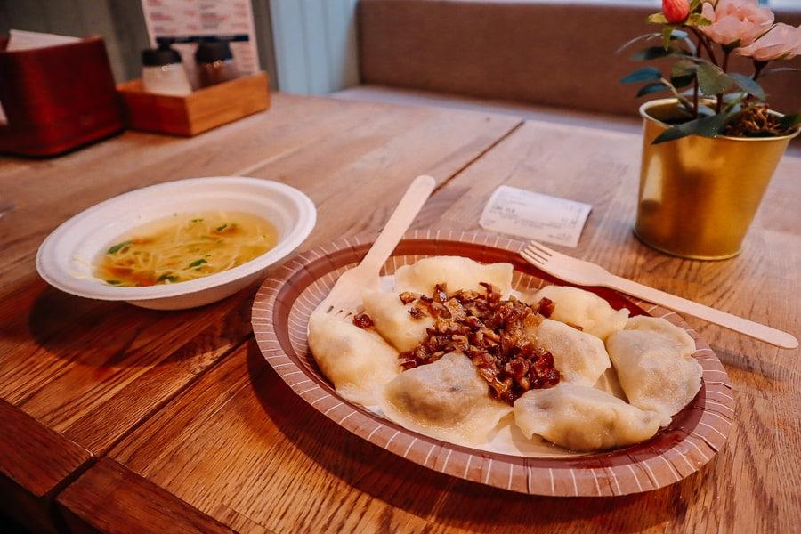 Is poznan worth visiting - Polish dumplings