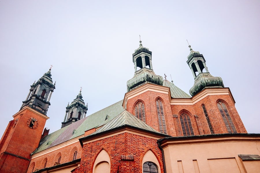 Oldest cathedral in Poland - Poznan Cathedral