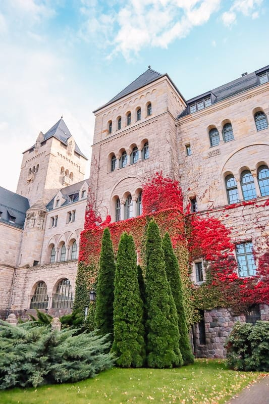 What to do in Poznan Poland - imperial castle