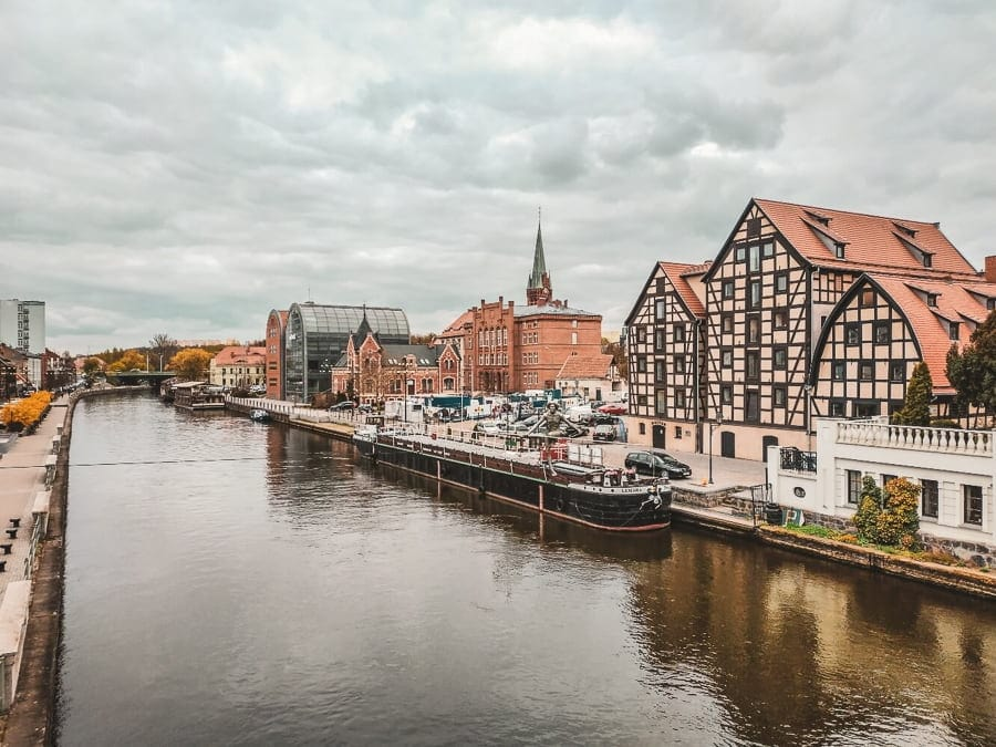 best cities in poland - Bydgoszcz