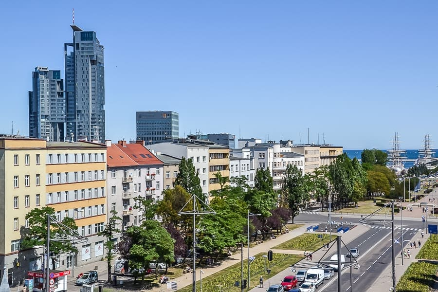 beautiful cities in poland - Gdynia
