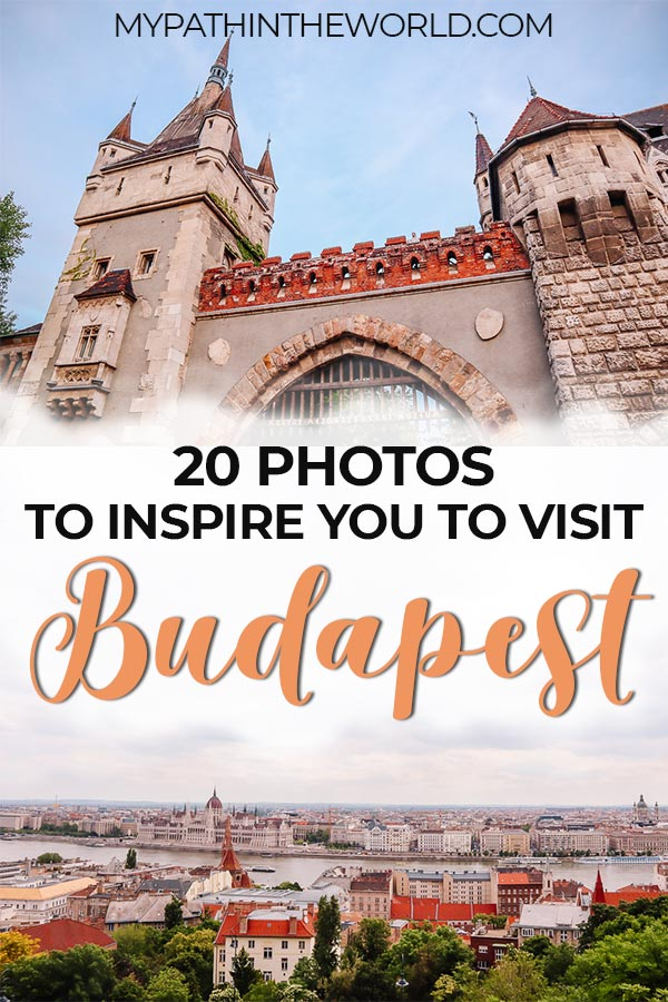 Looking for the best Budapest travel photography? Here are 20 beautiful pictures of Budapest Hungary including the city's streets, views, and architecture. This photo diary will give you all the travel inspiration you need.