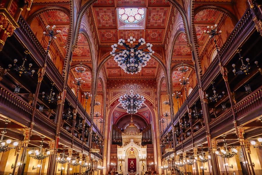 Budapest photos - Synagogue
