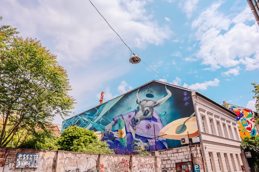 budapest Pictures - street art