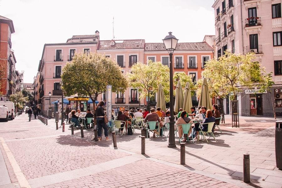 best location stay in Madrid - Malasana