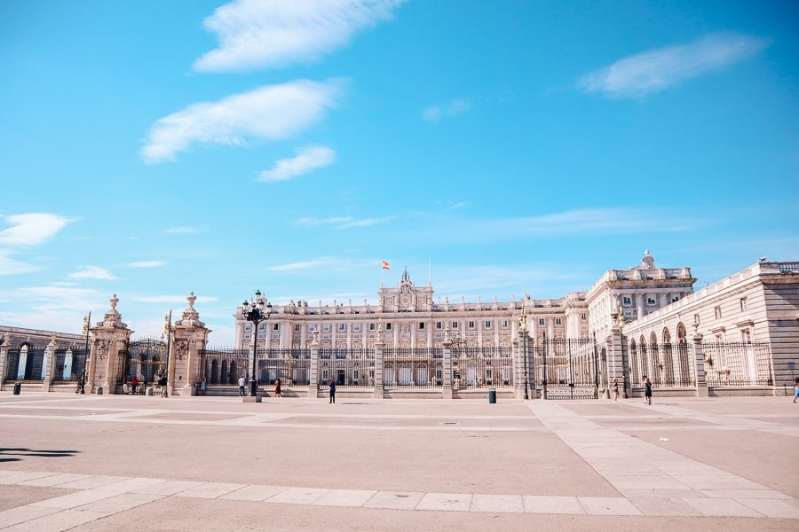 Virtual Spain - Royal Palace of Madrid