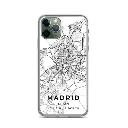 Madrid phone case