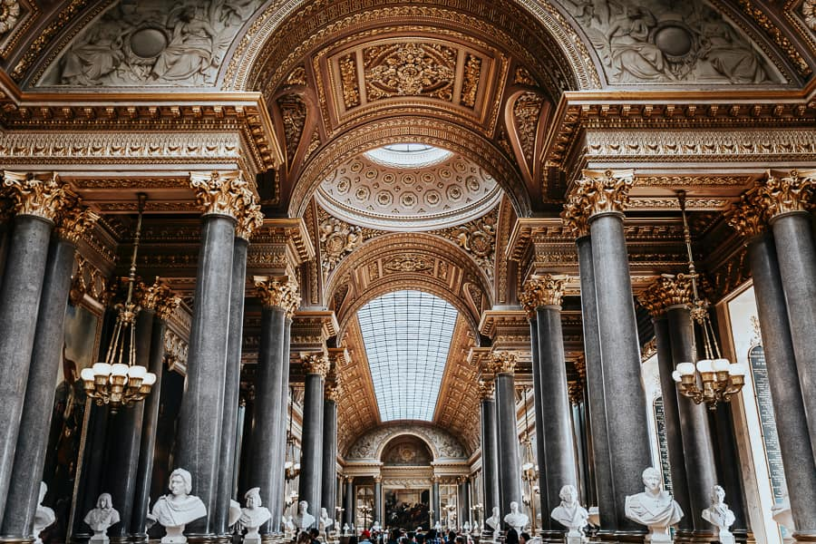 online museum of the Palace of Versailles