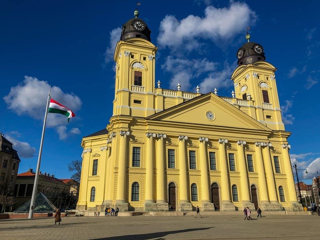 Cities to visit in Hungary - Debrecen