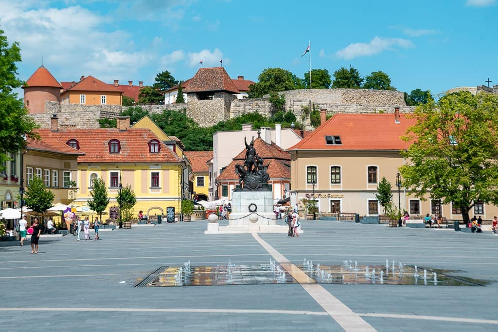 Best cities in Hungary - Eger