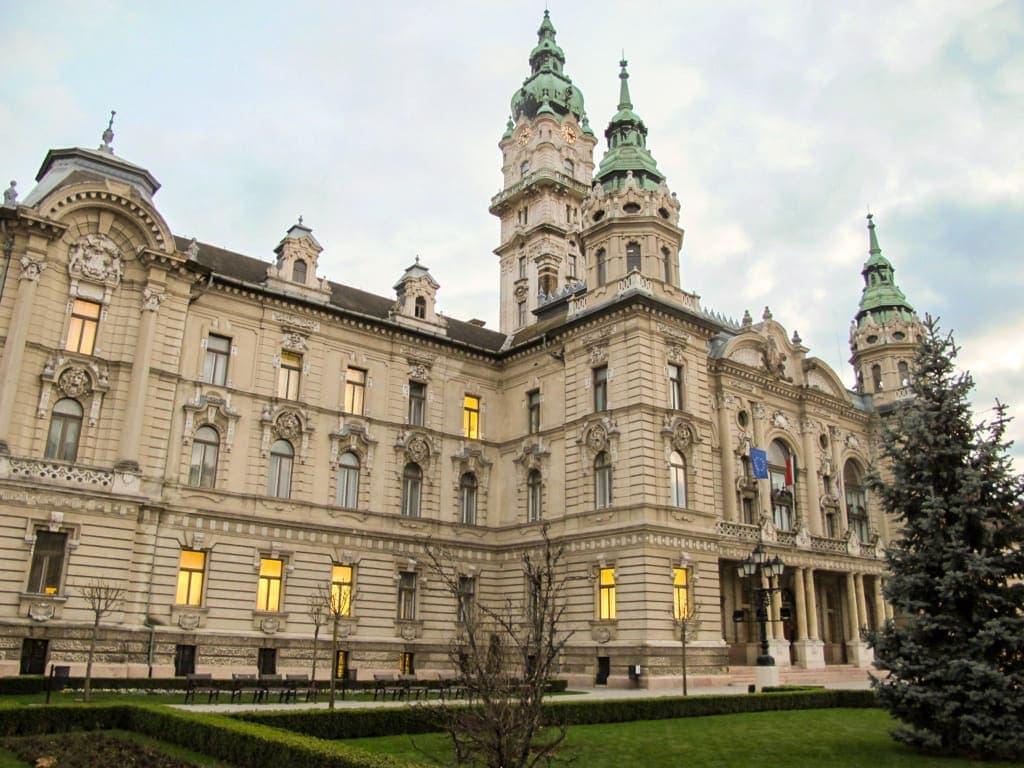 Cities of Hungary - Gyor