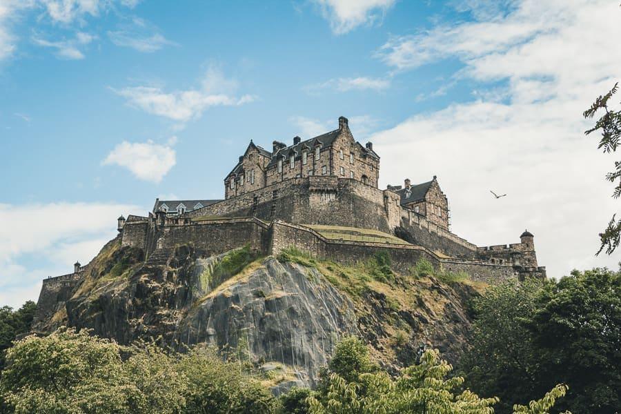 edinborgh castle