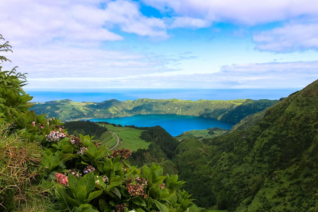Best road trips in Portugal - Sao Miguel Island
