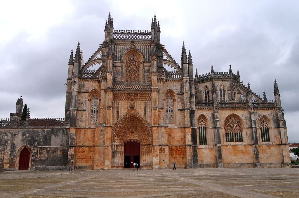 batalha monastery Portugal