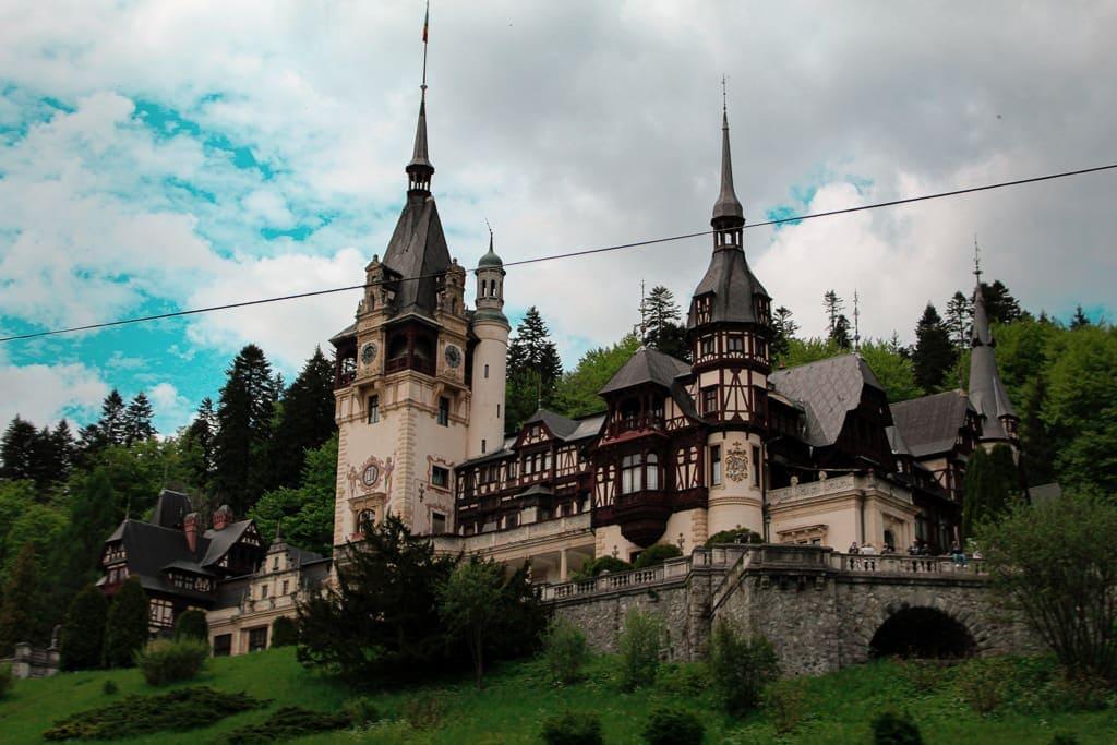 Places to visit in Romania - Peles Castle