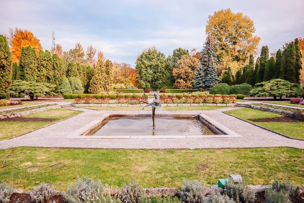 Botanical Gardens Poznan