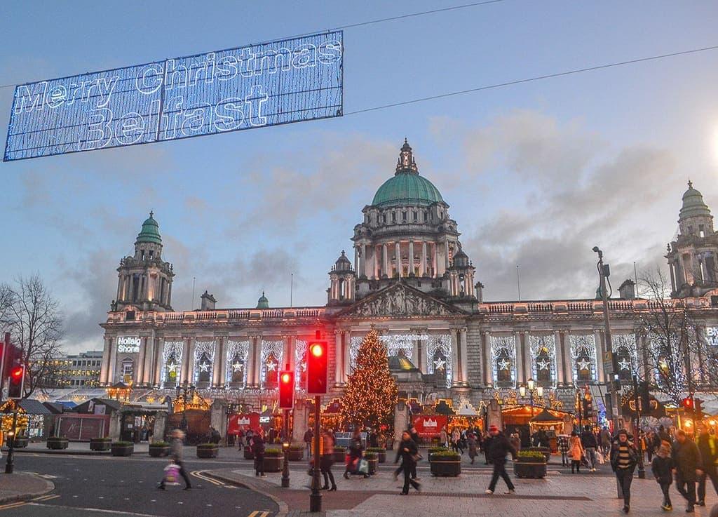 Best winter cities in Europe - Belfast