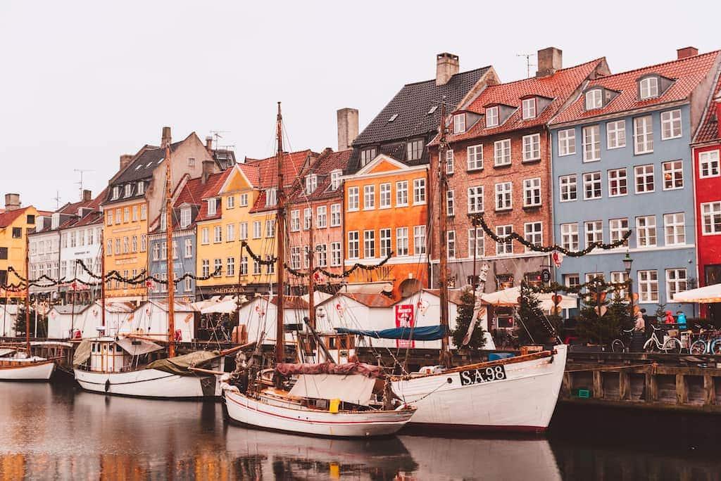Best winter getaways in Europe - Copenhagen