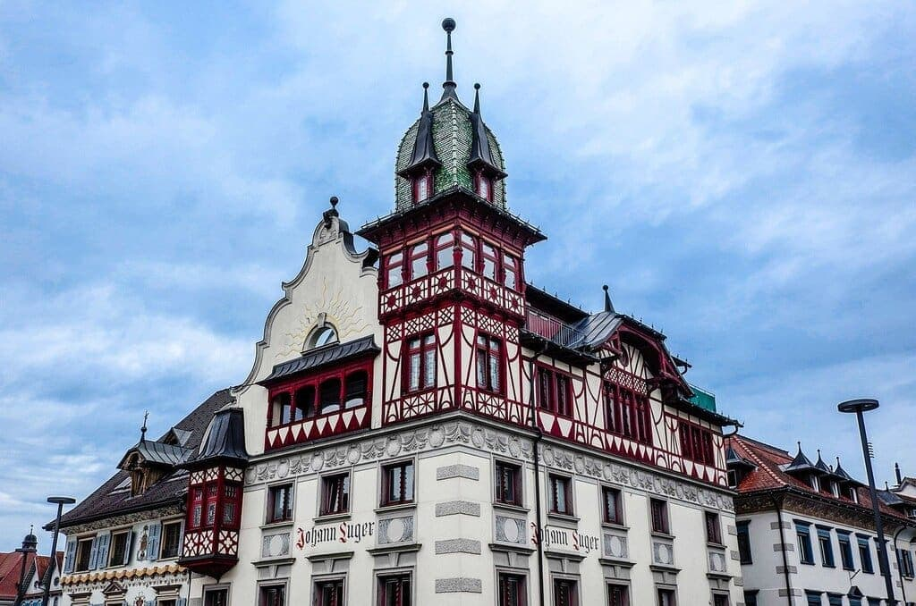 Best cities to visit in Austria - Dornbirn