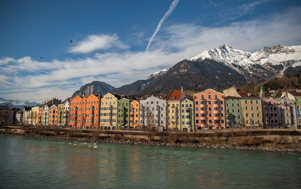 Top cities in Austria - Innsbruck